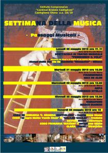 SETTIMANA MUSICA 2019